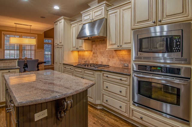 refinish your  Cabinets